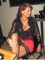 Very hot milf humiliates her slave on the floor