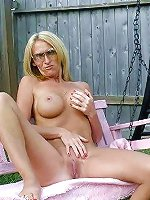 Ugly mature moms with enormous tits