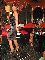 Filthy-minded partying matures in the night club