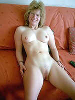 Lascivious mature grannies getting undressed